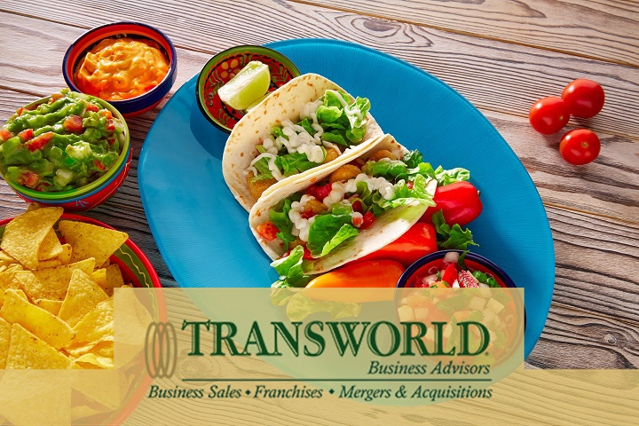 Award-Winning Taco Shop, Lender Pre-Qualified