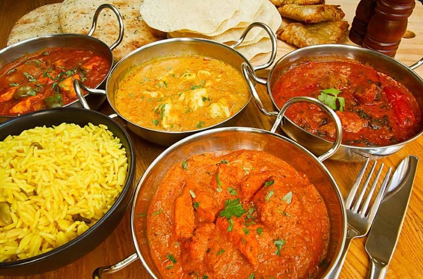 Authentic Indian Restaurant – Locals Favourite