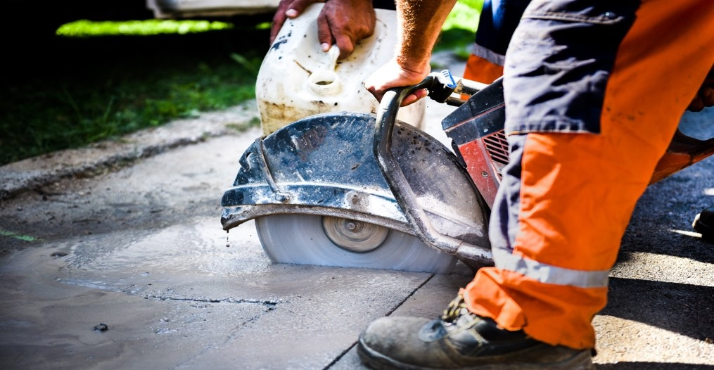 Concrete Cutting Business Taking Offers