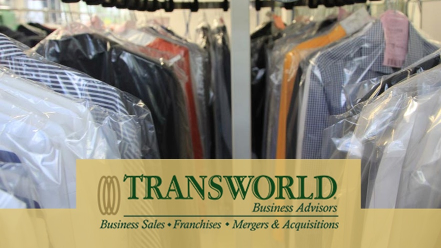 Dry Cleaner for Sale, Owner Wants to Retire!