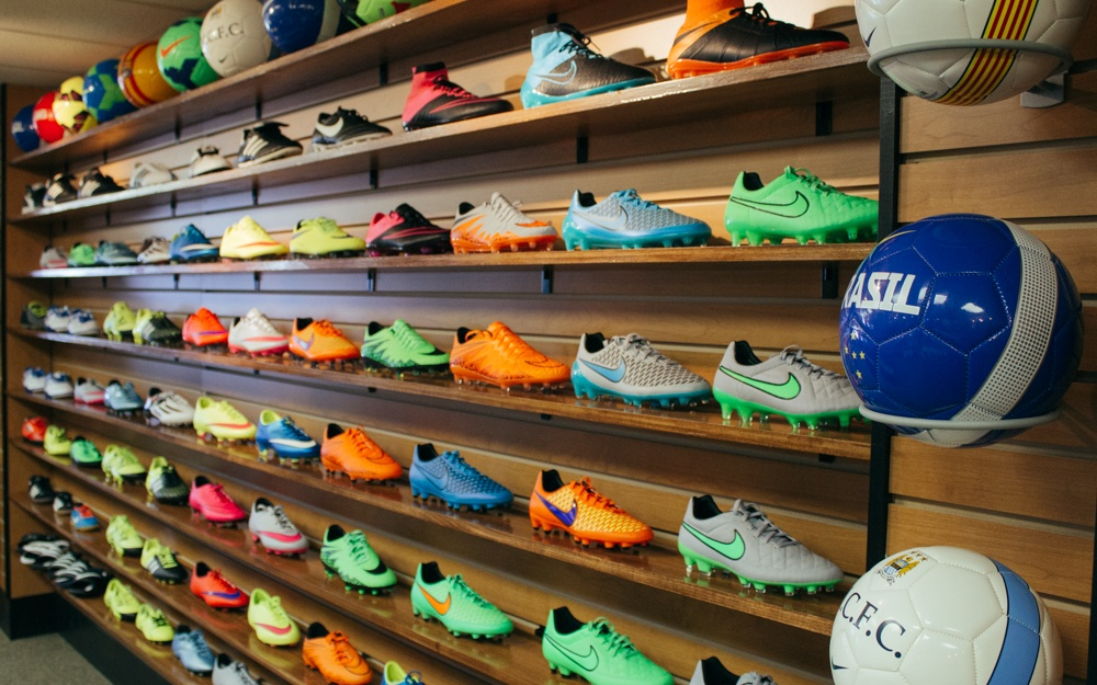 Northern Virginia's Premier Soccer Specialty Store