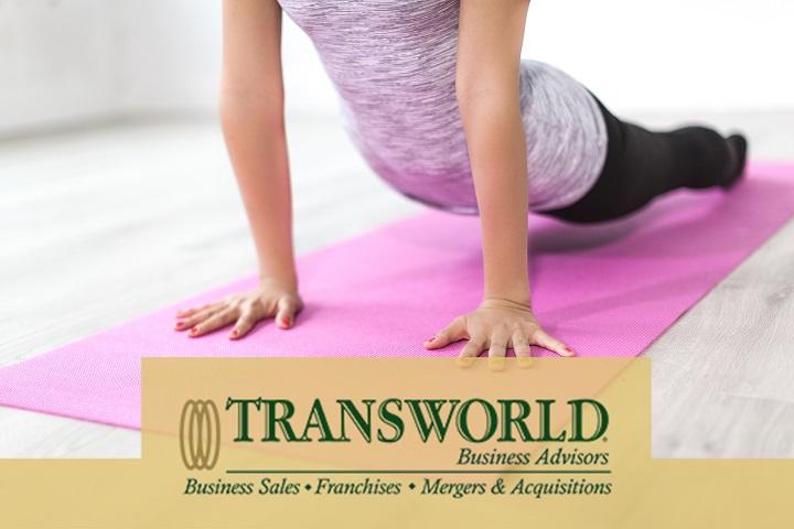 Beautiful Yoga Studio in Prime Location
