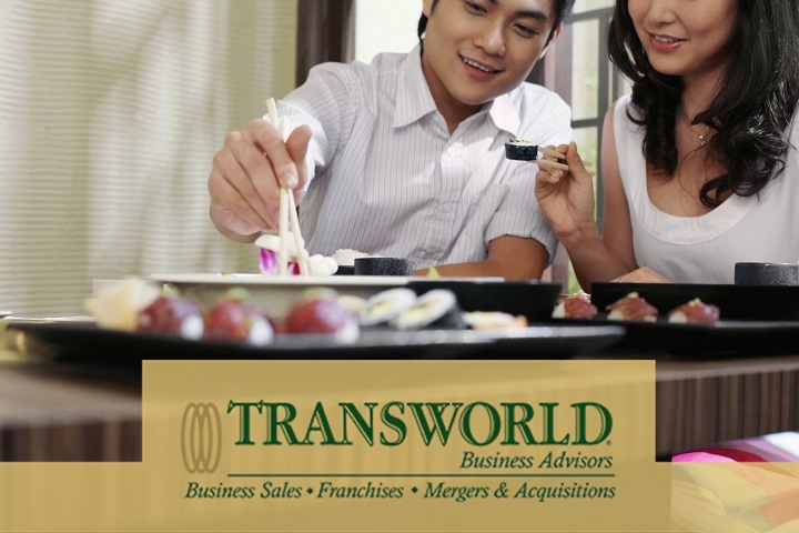 Bank Financing! Successful Well Run Sushi Restaurant