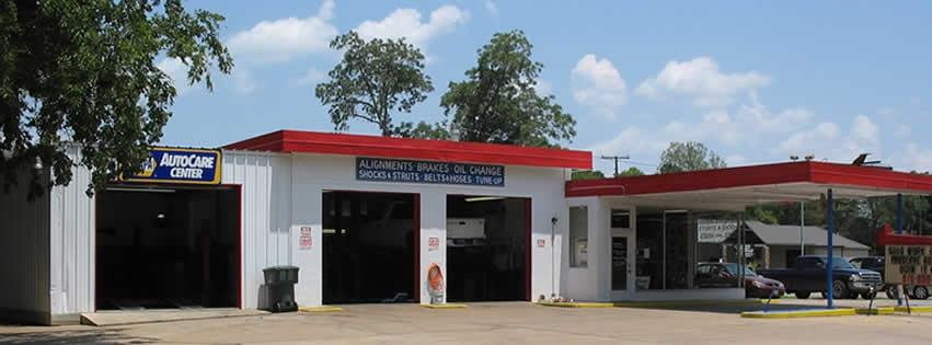 Automotive Services Shop in Bluebonnet Country!