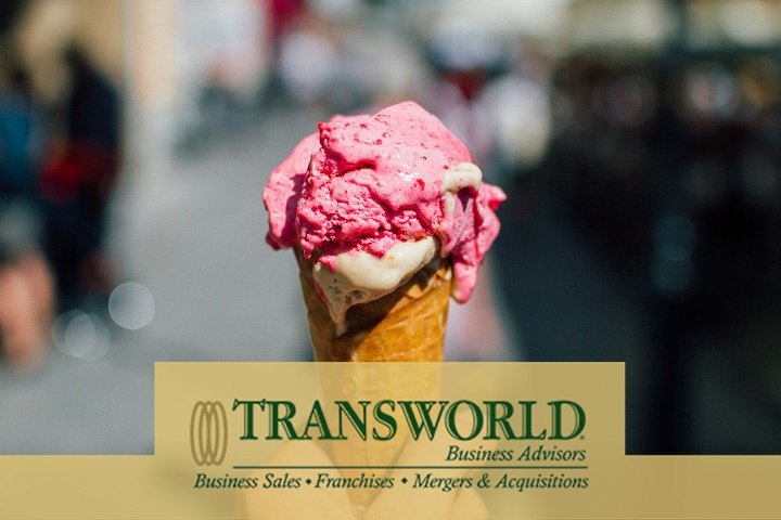 Ice Cream Dessert Store Asset Sale Great Location