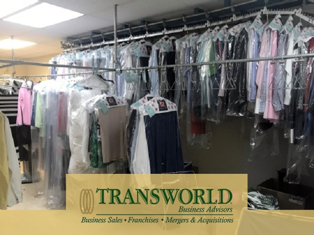 Dry Cleaning Drop Store w Alterations