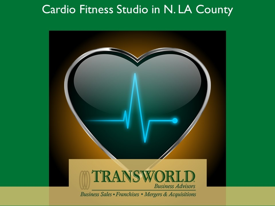 Cardio Fitness Studio in Northern LA County