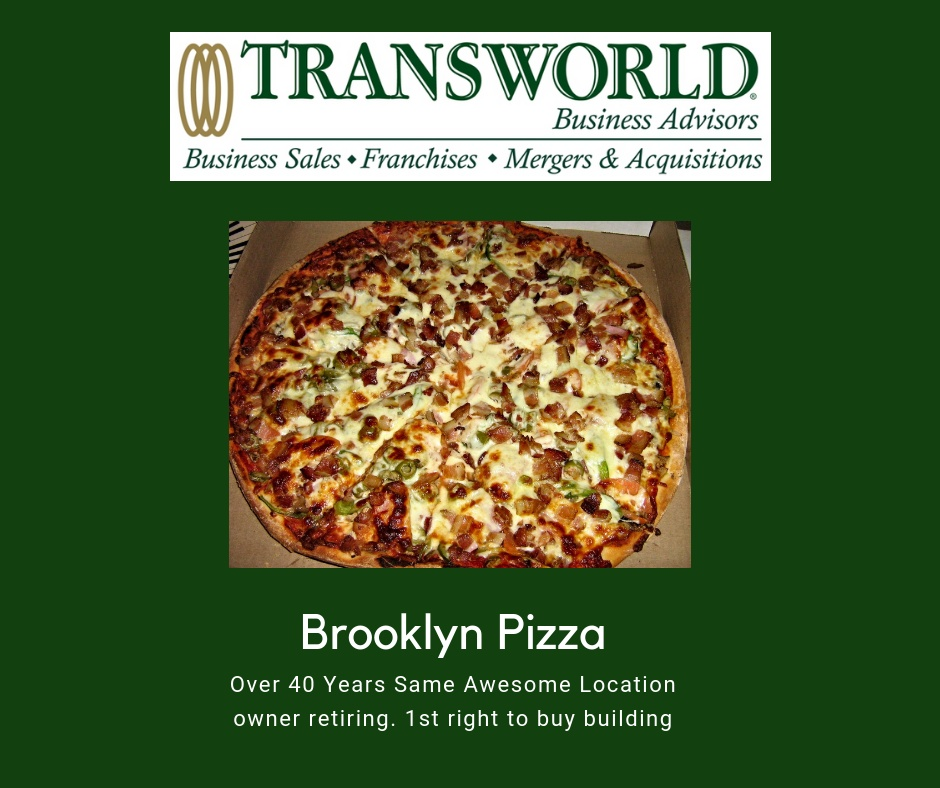 Brooklyn Pizza- Price Drop