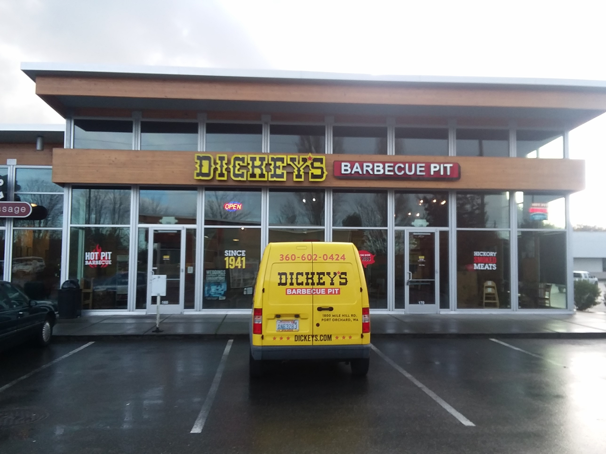 Dickeys's Barbecue Locations-Priced to Sell Quickly