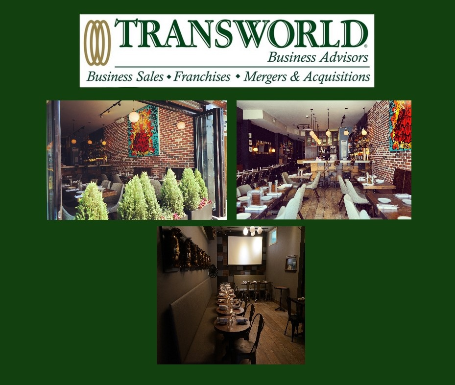 Upscale Mexican Eatery for sale!