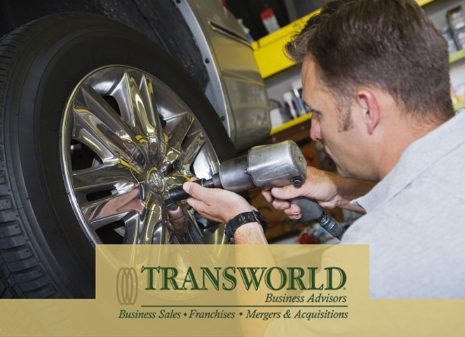 Broward County Auto Repair and Tire Sales Business