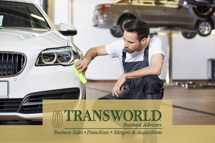 ESTABLISHED & PROFITABLE AUTO DETAILING COMPANY FOR SALE