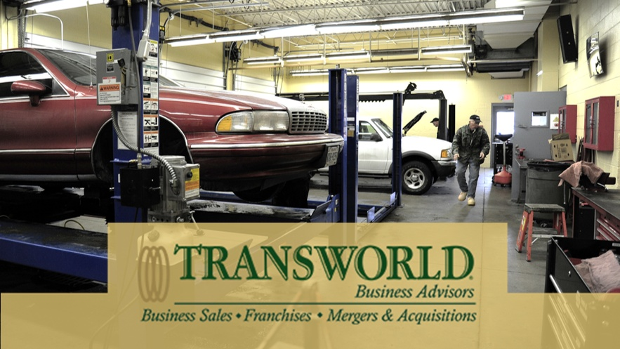 REDUCED-Profitable Auto Repair w Real Estate-Richmond,TX