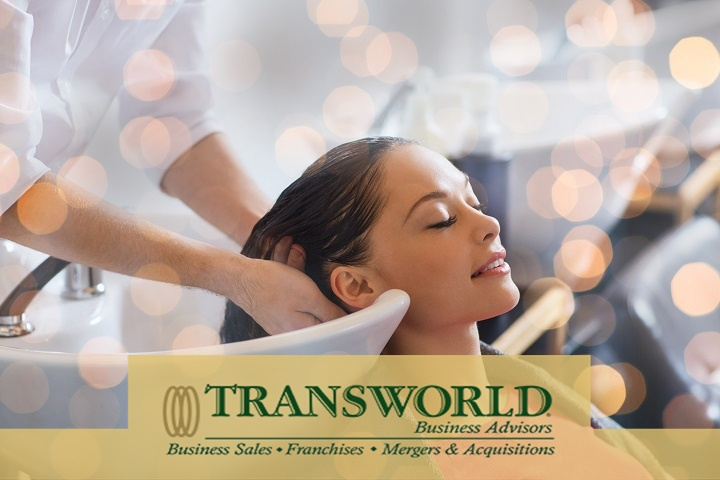 Full Service Salon Offering Hair, Nail And Spa Services