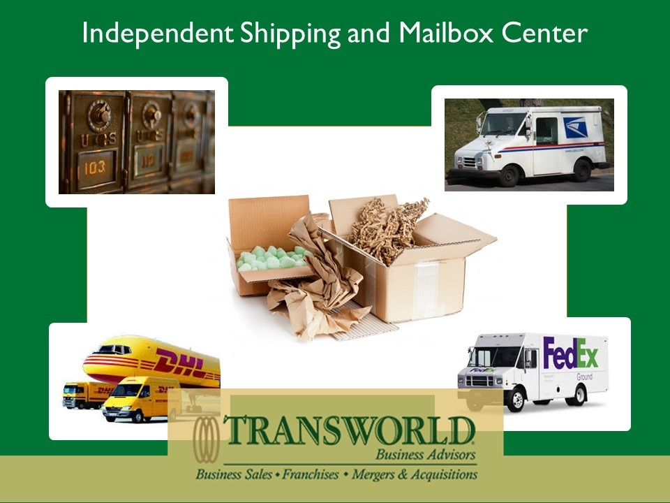 Independent Shipping and Mailbox Center