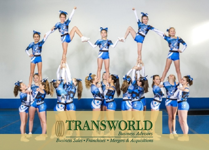 Established Cheerleading and Dance training facility for sale