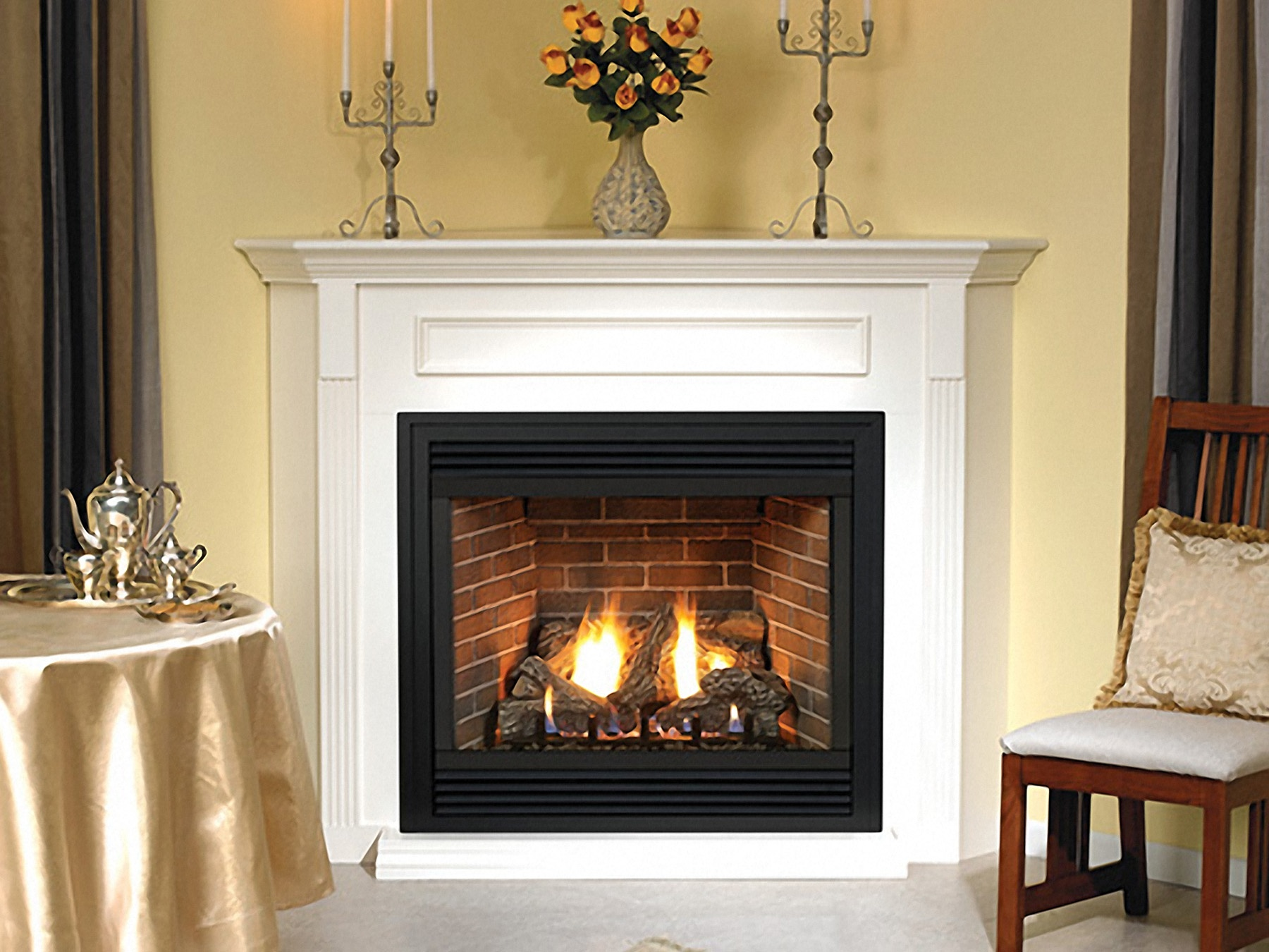 Gas Hearth Products Contractor and Retail plus Handyman Services