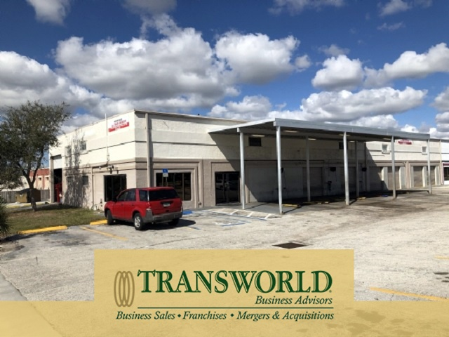 Automotive / Warehouse / Distribution