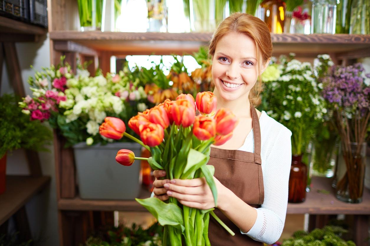 Elegant Florist Shop Looking for New Ownership!