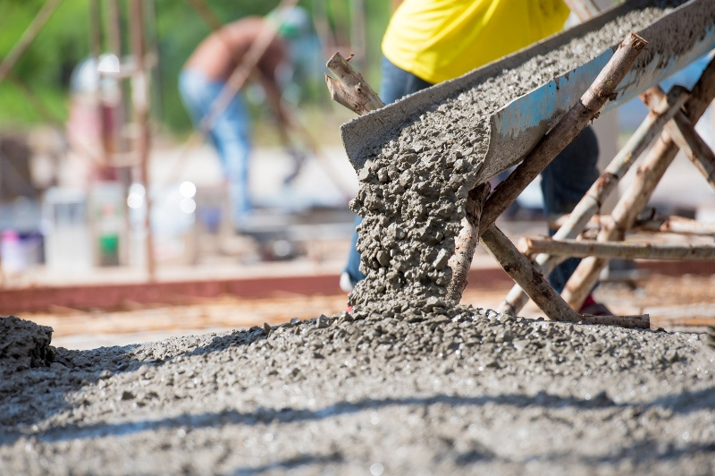 Specialty Concrete Contractor