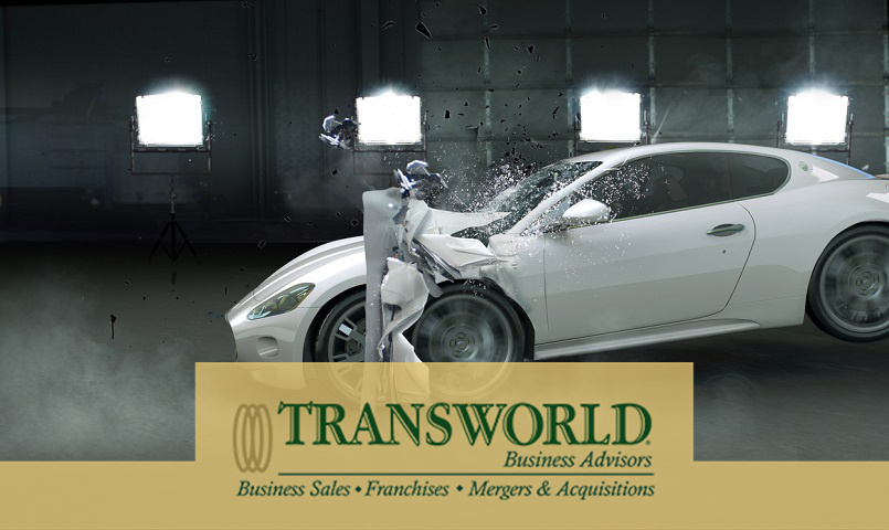 Auto Body Shop - Well Established Clients