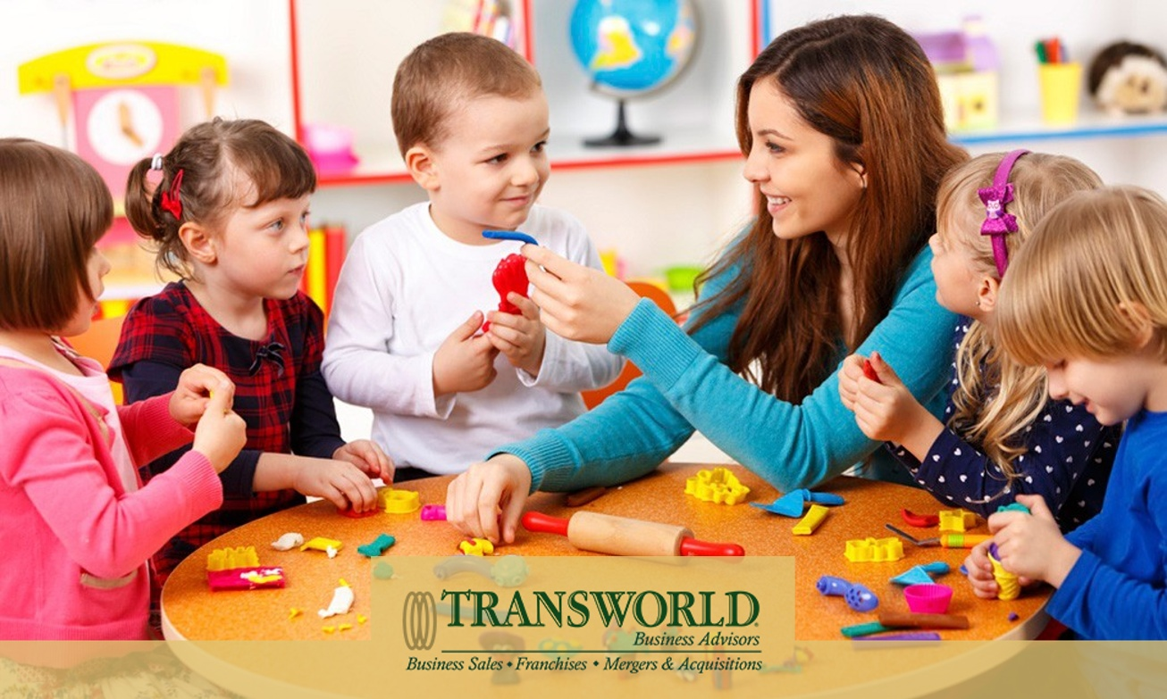 Childcare Center Including Real Estate - Katy, TX