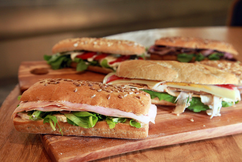 Top Sandwich Franchise in Turlock, CA