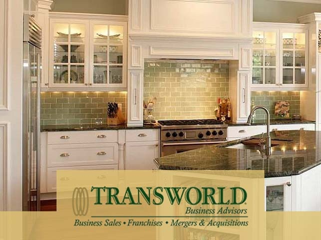Custom Cabinetry Business Seller Financing!