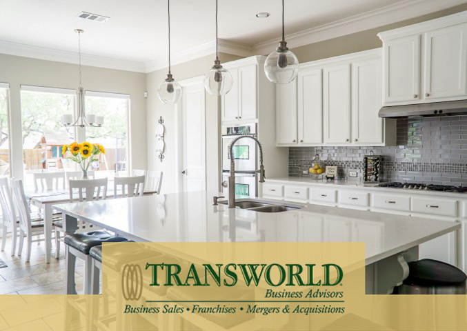 High End Kitchen Cabinet and Remodeling Management Business ...