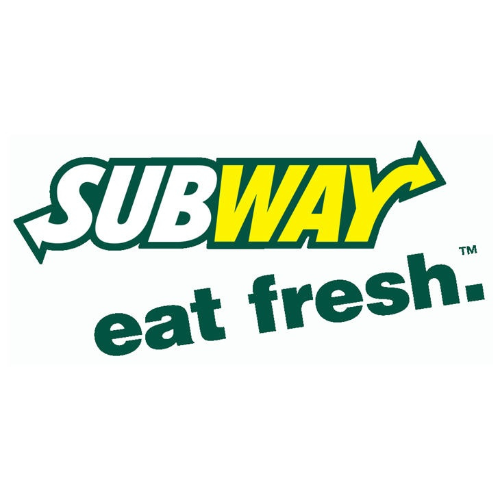 Subway in Mall Food Court!  +3 other store locations!