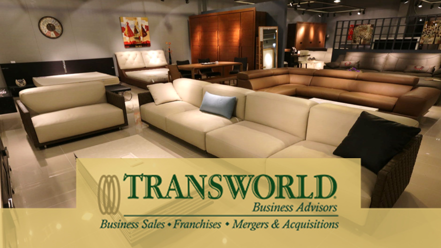 Furniture Store With Online Store & Retail Outlets