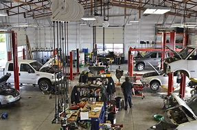 Full Service Auto Repair Garage With Real Estate For Sale
