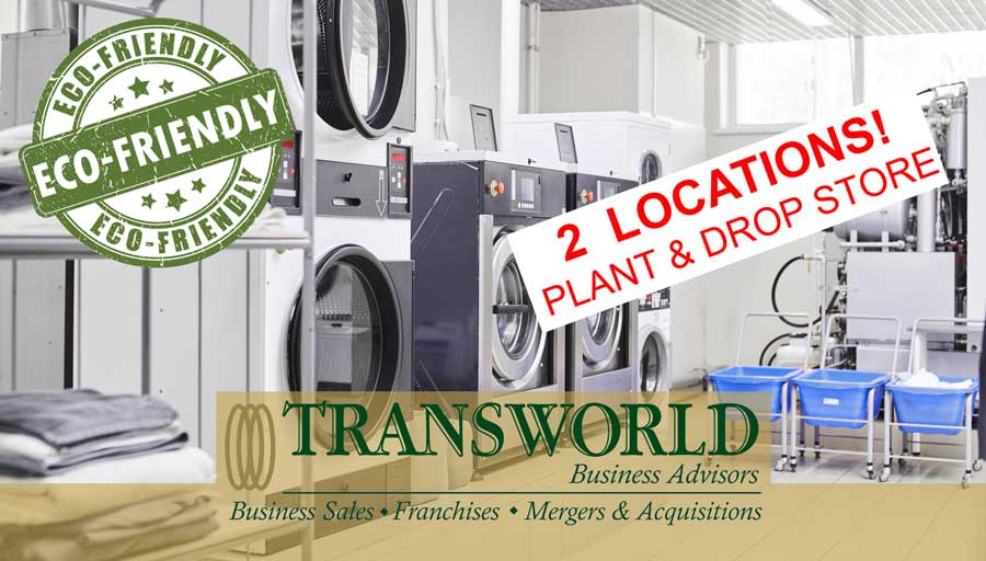 Dry Cleaning Plant and Store