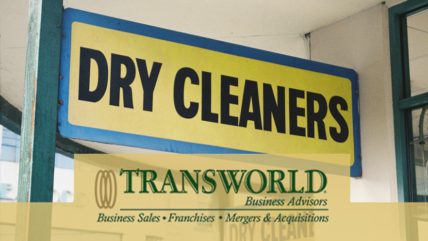 Dry Cleaners Offered at a 37% Discount of Fair Market Price