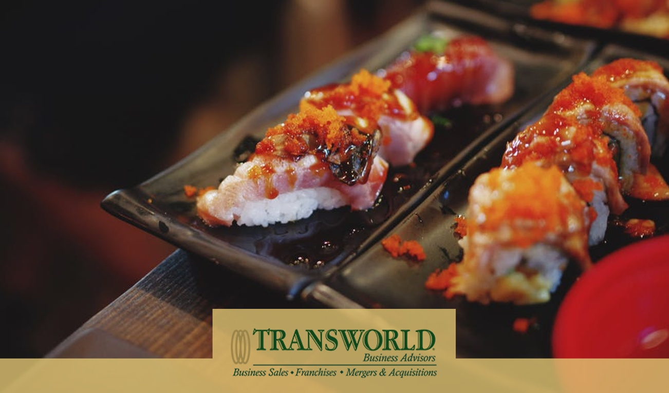 REDUCED! Asian Fusion & Sushi – Gorgeous Build-out