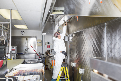 Restaurant Exhaust Hood Cleaning  Business For Sale