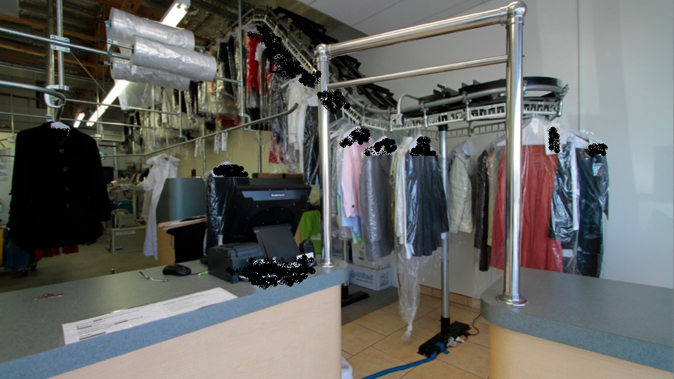 Turn-Key Dry Cleaners with Plant for Sale in Lilburn GA