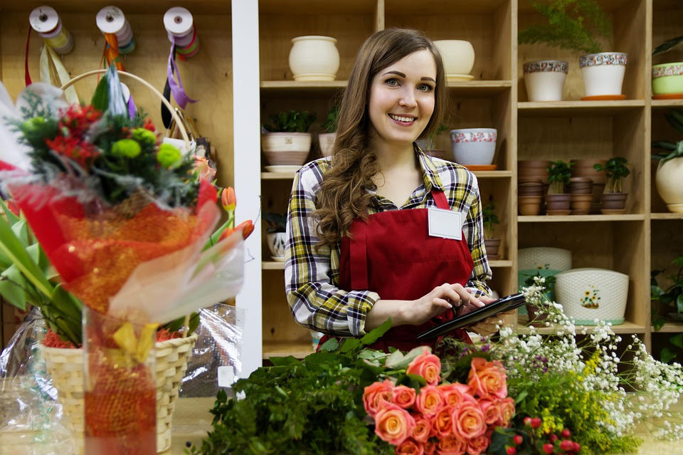 Successful, Well-Known Premium Flower Shop In an Upscale Area (LB