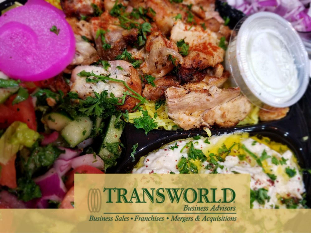 Middle Eastern Restaurant with Great Opportunity for Growth