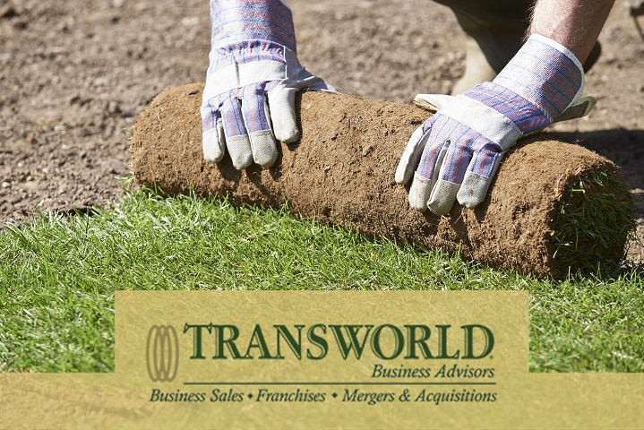 Sod Distribution Business with Two Lots