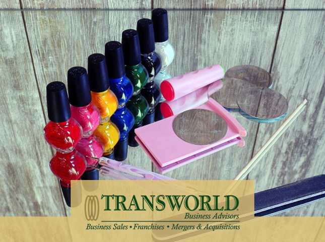 Nail Products E-Commerce Biz