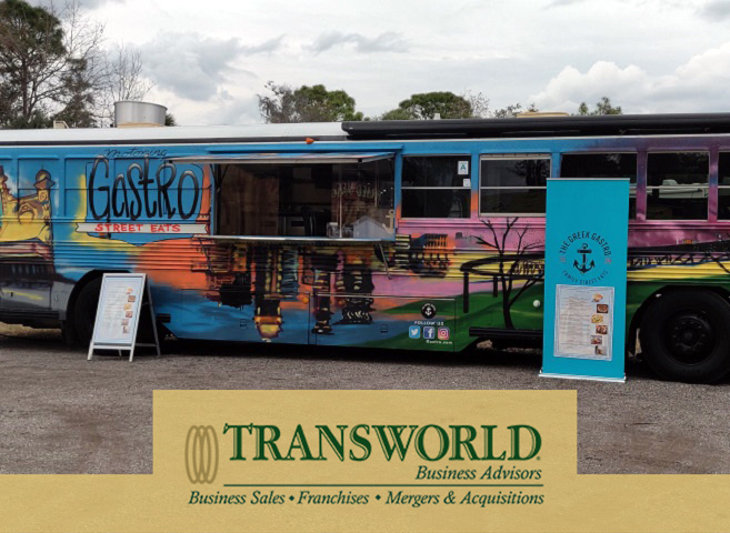 Extraordinary Food Bus for Sale