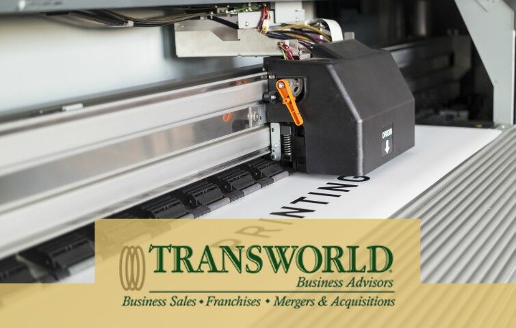 Full Service Broward County Print Shop- RE Available
