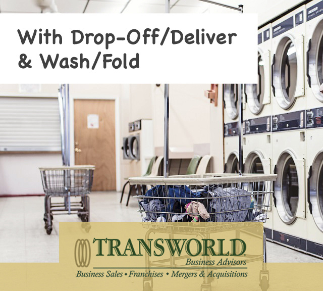 Coin Operated Laundry, Dry Cleaning & Delivery