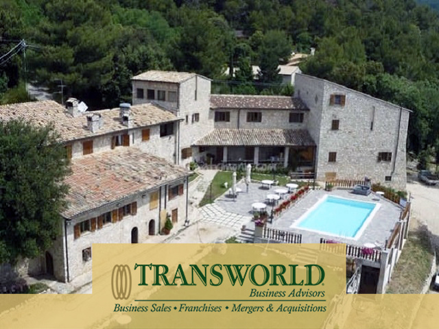 Tuscany Investment Opportunity Hotel with Famous Restaurant