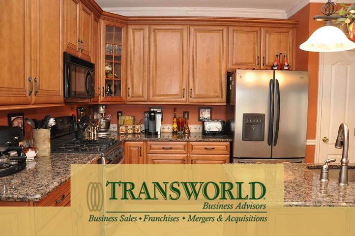 Custom Cabinet Manufacturer to Commercial Trade