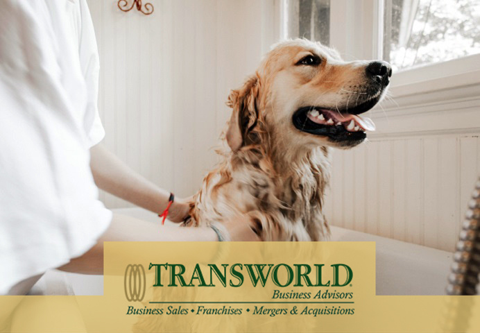 Pet Grooming Salon with Great Location