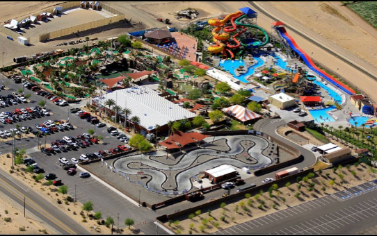 Incredible Family Entertainment Complex and Water Park