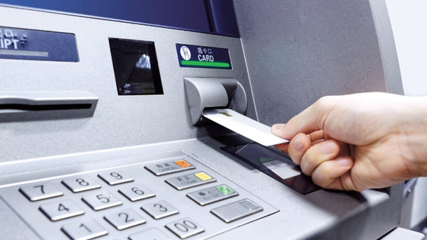 Deposit Inquiry, Withdraw Happiness! ATM Business for Sale!