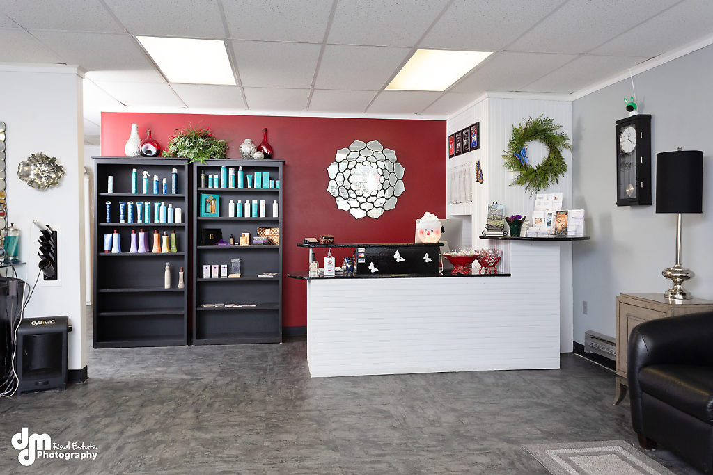Busy Full-Service Hair & Skincare Salon with Real Estate